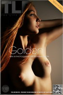 Kira W in Golden gallery from THELIFEEROTIC by Natasha Schon
