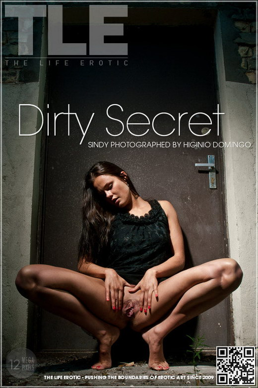Sindy - `Dirty Secret` - by Higinio Domingo for THELIFEEROTIC