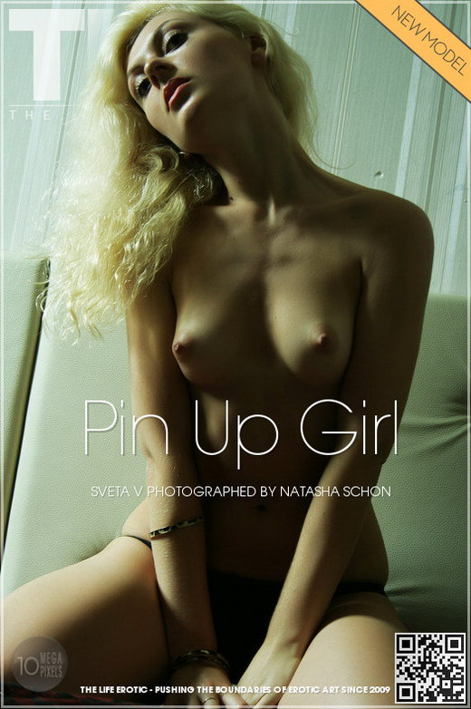 Sveta V - `Pin Up Girl` - by Natasha Schon for THELIFEEROTIC