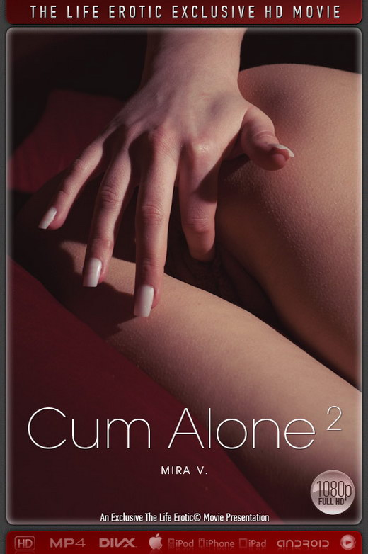 Mira V - `Cum Alone 2` - by Xanthus for THELIFEEROTIC