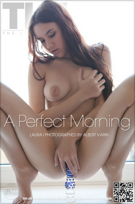 Laura I - `A Perfect Morning` - by Albert Varin for THELIFEEROTIC