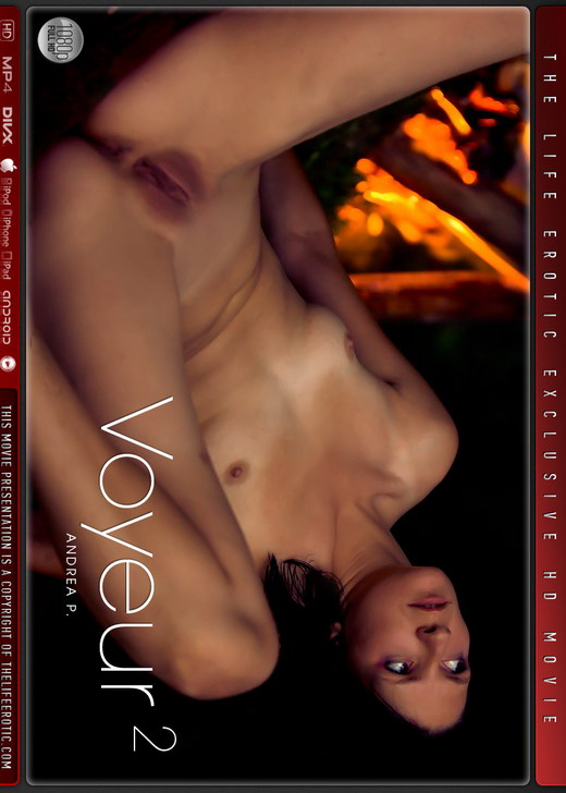 Andrea P - `Voyeur 2` - by Paul Black for THELIFEEROTIC