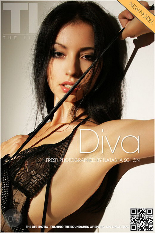Fresh - `Diva` - by Natasha Schon for THELIFEEROTIC