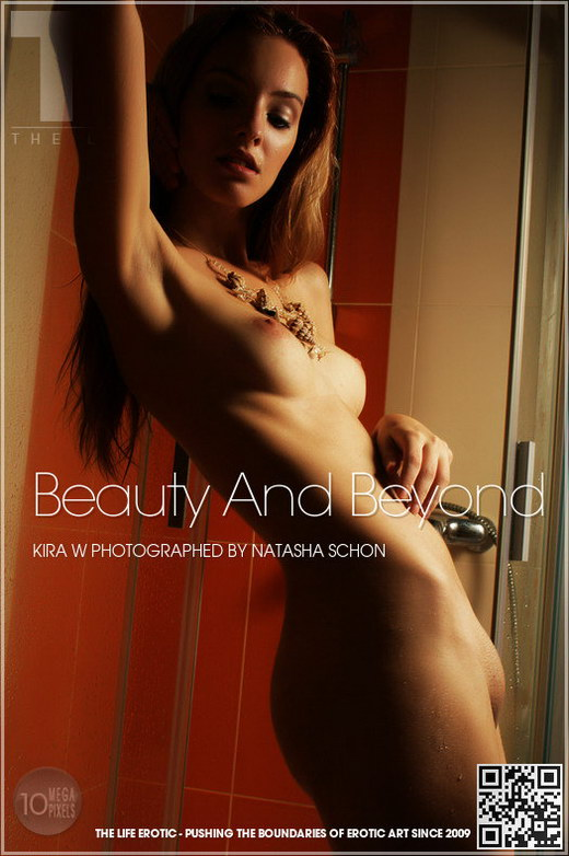 Kira W - `Beauty And Beyond` - by Natasha Schon for THELIFEEROTIC