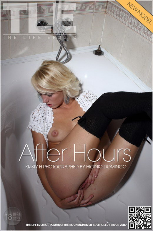 Kristy H - `After Hours` - by Higinio Domingo for THELIFEEROTIC