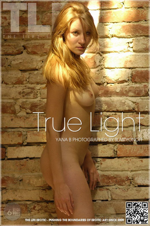 Yana B - `True Light` - by Slastyonoff for THELIFEEROTIC