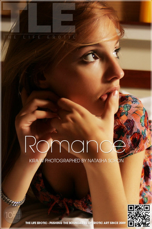 Kira W - `Romance` - by Natasha Schon for THELIFEEROTIC