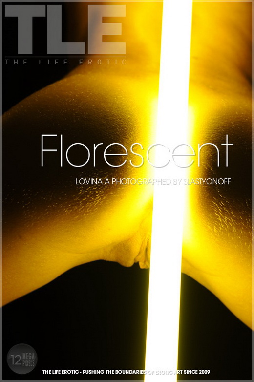 Lovina A - `Florescent` - by Slastyonoff for THELIFEEROTIC