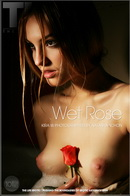 Kira W in Wet Rose gallery from THELIFEEROTIC by Natasha Schon