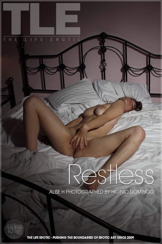 Alise H in Restless gallery from THELIFEEROTIC by Higinio Domingo