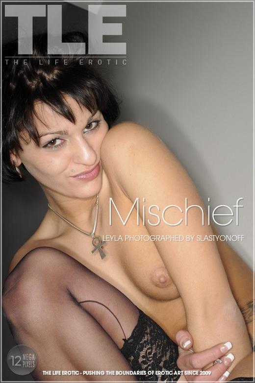 Leyla - `Mischief` - by Slastyonoff for THELIFEEROTIC