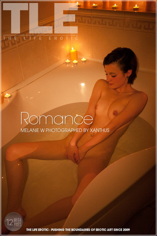 Melanie W - `Romance 1` - by Xanthus for THELIFEEROTIC