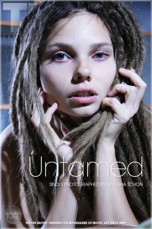 Sindi S - `Untamed` - by Natasha Schon for THELIFEEROTIC
