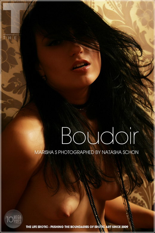 Kitty M - `Boudoir` - by Natasha Schon for THELIFEEROTIC