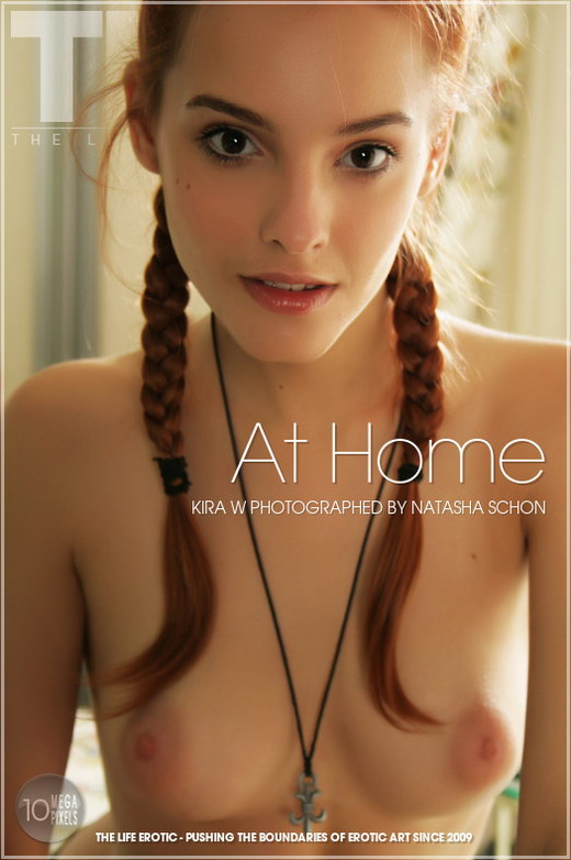 Kira W in At Home gallery from THELIFEEROTIC by Natasha Schon
