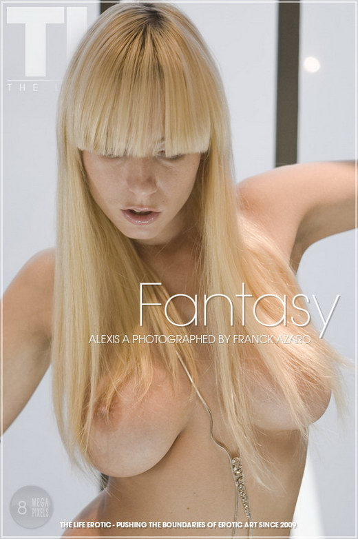 Alexis A - `Fantasy` - by Franck Azaro for THELIFEEROTIC