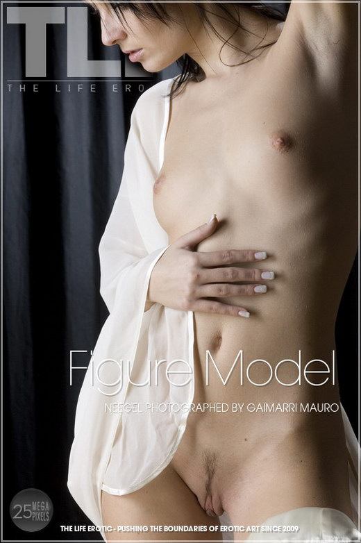Neegel - `Figure Model` - by Gaimarri Mauro for THELIFEEROTIC