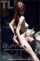 Azura Starr in Drummer 1 gallery from THELIFEEROTIC by Sam Bruno