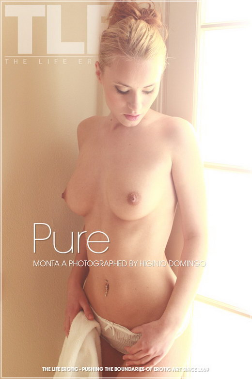 Monta A - `Pure` - by Higinio Domingo for THELIFEEROTIC
