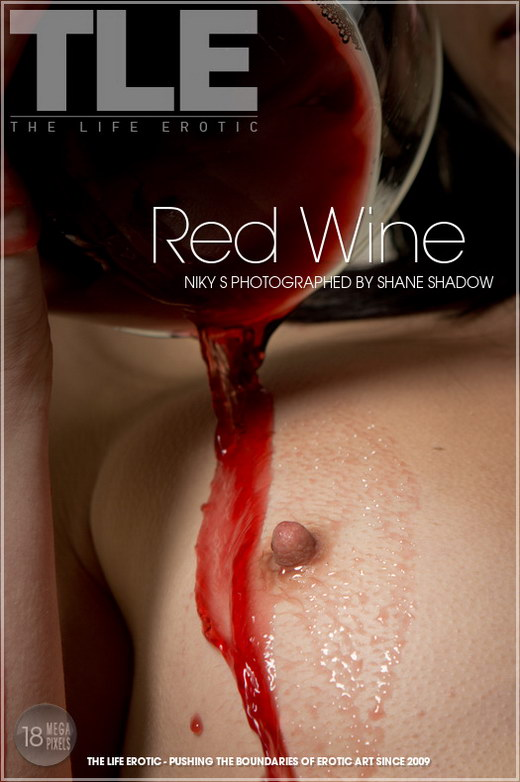 Niky S - `Red Wine` - by Shane Shadow for THELIFEEROTIC