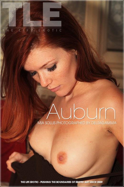 Mia Sollis - `Auburn` - for THELIFEEROTIC