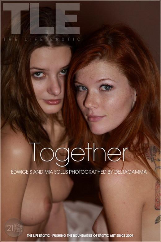 Edwige S & Mia Sollis - `Together` - for THELIFEEROTIC