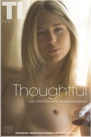 Lucy S - Thoughtful