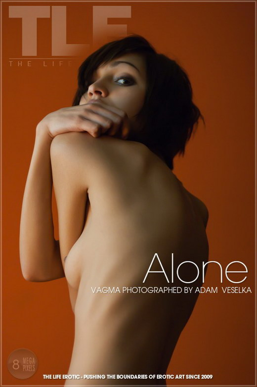 Vagma - `Alone` - by Adam Veselka for THELIFEEROTIC