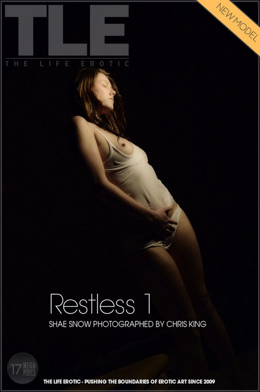Shae Snow - `Restless 1` - by Chris King for THELIFEEROTIC