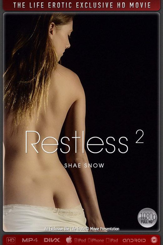 Shae Snow in Restless 2 video from THELIFEEROTIC by Chris King