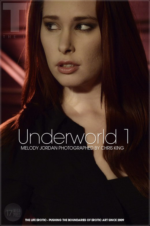 Melody Jordan - `Underworld 1` - by Chris King for THELIFEEROTIC