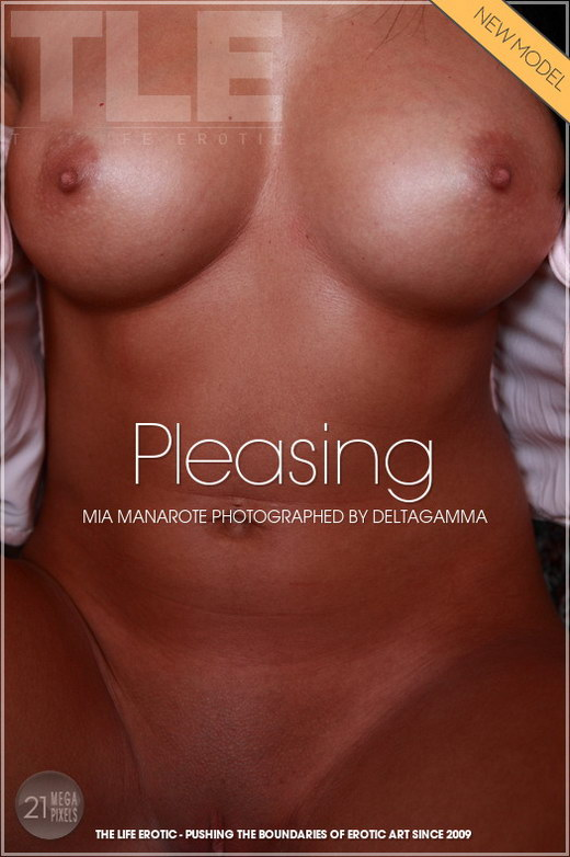 Mia Manarote - `Pleasing` - by Deltagamma for THELIFEEROTIC