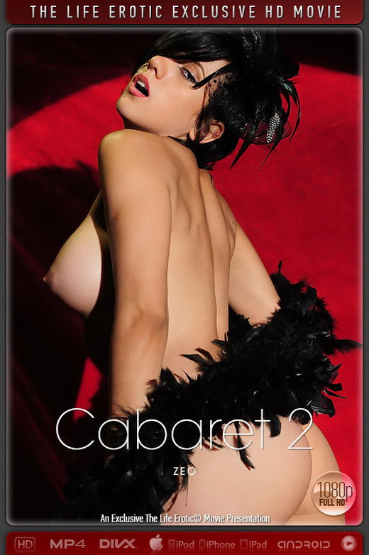 Zeo - `Cabaret 2` - by Oliver Nation for THELIFEEROTIC
