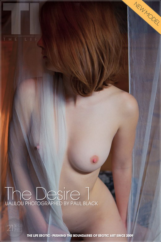 Ualilou - `The Desire 1` - by Paul Black for THELIFEEROTIC