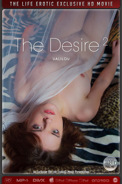 Ualilou - `The Desire 2` - by Paul Black for THELIFEEROTIC