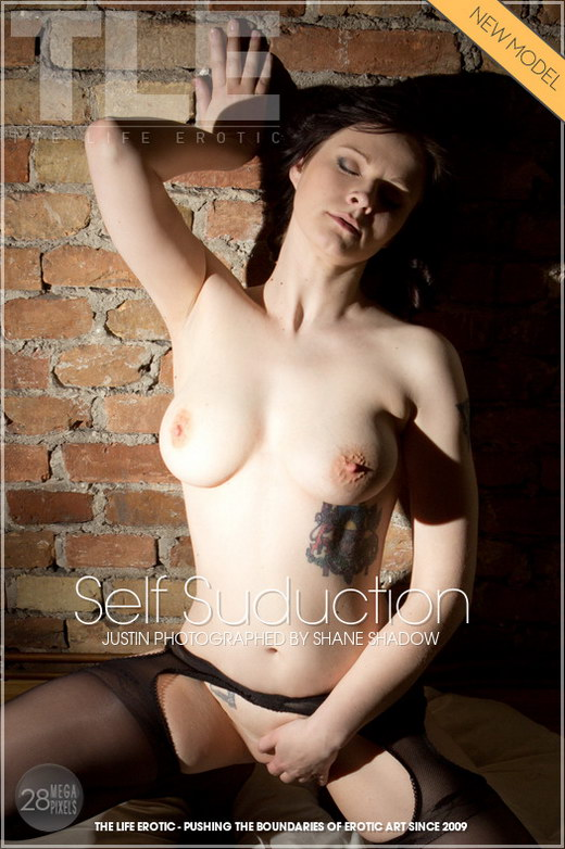 Justin - `Self Suduction` - by Shane Shadow for THELIFEEROTIC