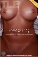 Mia Manarote - Pleasing