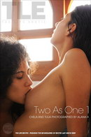 Chela & Tulia in Two As One 1 gallery from THELIFEEROTIC by Alana H