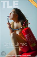 Ennie in Extinquished gallery from THELIFEEROTIC by Paul Black