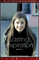 Melena A in Lasting Inspiration video from THELIFEEROTIC by James Cook