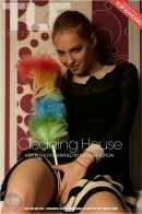 Kira W in Cleaning House gallery from THELIFEEROTIC by Natasha Schon