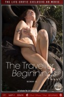 Bonny O in The Traveller - Beginnings 2 video from THELIFEEROTIC by Shane Shadow
