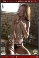 Bonny O in The Traveller - Shelter 2 video from THELIFEEROTIC by Shane Shadow