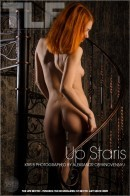 Kris B in Up Stairs gallery from THELIFEEROTIC by Aleksandr Obyknovennyj