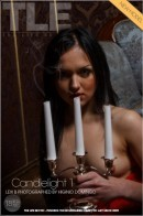 Lexi B in Candlelight 1 gallery from THELIFEEROTIC by Higinio Domingo