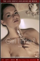 Elza in Girl Time 2 video from THELIFEEROTIC by Xanthus