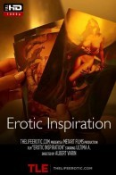 Ultima A in Erotic Inspiration video from THELIFEEROTIC by Albert Varin