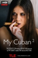 Etna in My Cuban 2 video from THELIFEEROTIC by Nick Twin