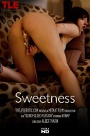 Bonny O in Sweetness video from THELIFEEROTIC by Albert Varin