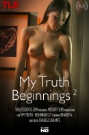 Brandy A in My Truth Beginnings 2 video from THELIFEEROTIC by Charles Lakante